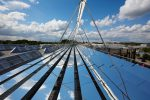 Konzentrierender Kollektor © Industrial Solar GmbH